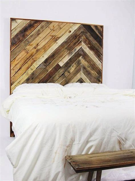 Buy Wooden Headboard Buy Or Diy 12 Creative Wood Headboards Headboard Ideas