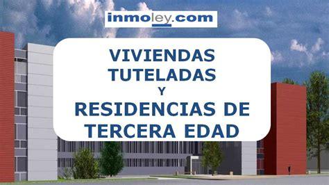 apartamentos tercera edad residencias de tercera edad viviendas tuteladas
