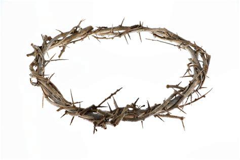 banco de imagens coroa de espinhos religiao igreja