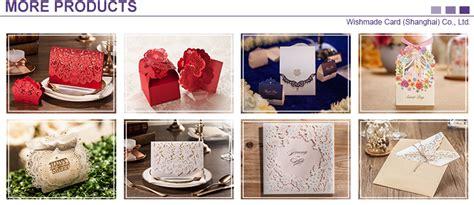 Box Kotak Merah Gift Natal Acara Packaging Permen potong laser kotak wedding kotak permen kotak hadiah cb5031 pertandingan kartu undangan cw5031