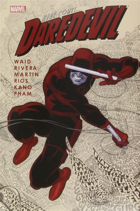 daredevil by mark waid 0785190236 review daredevil vol 1 by mark waid comicbookwire