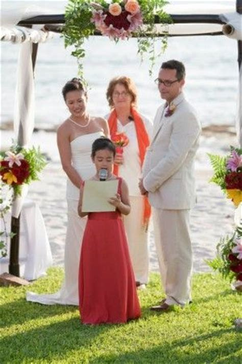 Wedding Vows With Child by Wedding Vows For Blended Families Say Quot We Do Quot