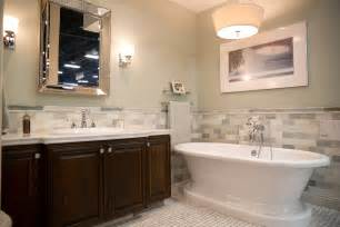 free standing bathtubs also remain popular photo brandon smith bathroom trends designs colors and materials