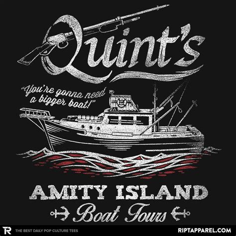 jaws 2 charter boat quint s boat tours a jaws t shirt boat tours