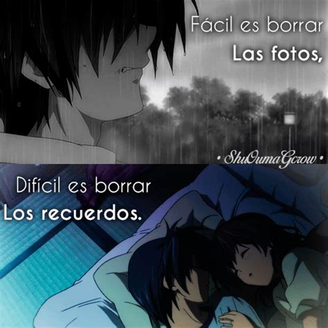 imagenes sad mujeres anime frases frases anime sentimientos shuoumagcrow dolor