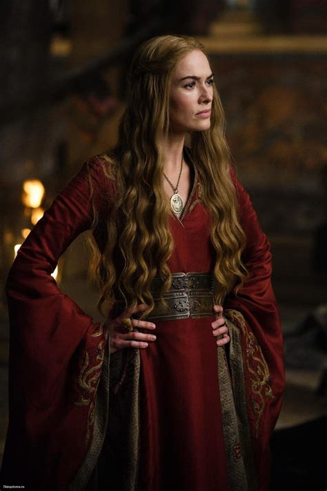 film queen of game cersei lannister s game of thrones style is seriously on