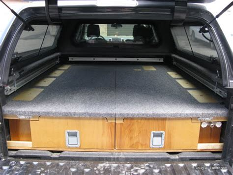 truck bed platform latest project truck drawers sleeping platform