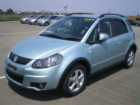 2006 Suzuki Sx4 2006 Suzuki Sx4 Suv Photos 1 5 Gasoline Automatic For Sale