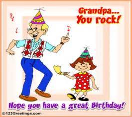 you rock free grandparents ecards greeting cards 123 greetings
