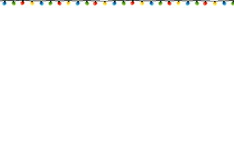 christmas lights screen border decoratingspecial com