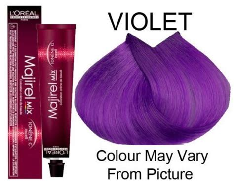 l oreal professional majirel mix violet permanent hair color 50ml hair and supplier l oreal professional majirel 4 3 4g permanent hair color 50ml hair and supplier