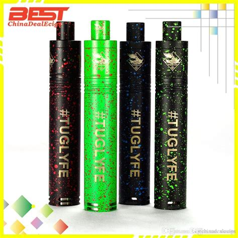 tugboat zombie vape splatter tugboat zombie tube kit tugboat mod tugboat