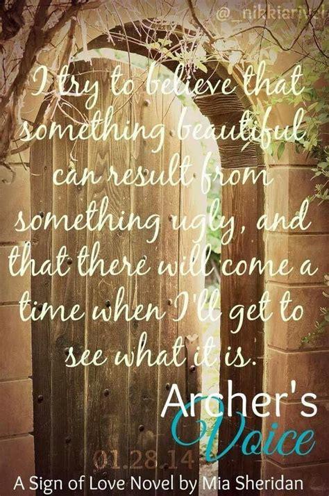 Novel Archers Voice 17 best images about archer s voice on