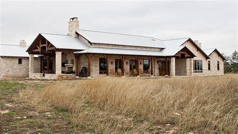 Texas Hill Country House Plans : A Historical and Rustic