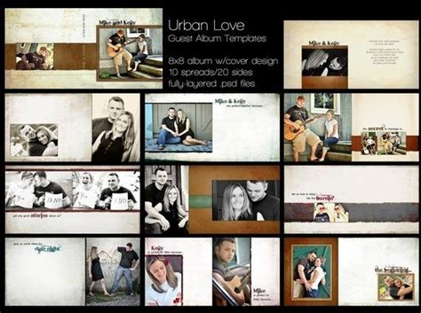 book layout photoshop 109 best images about layout album on pinterest wedding