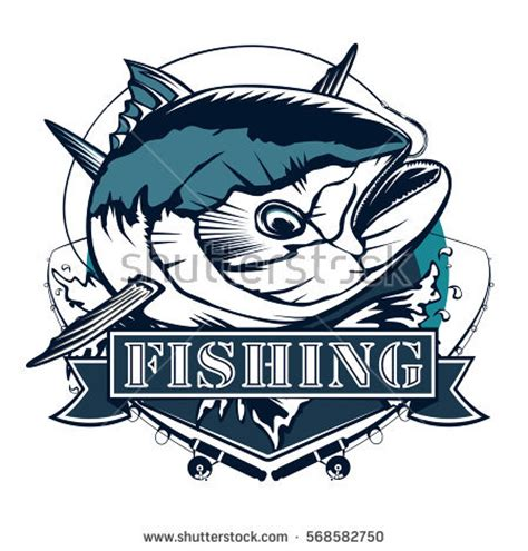 Kaostshirtbaju Mancing Shimano Fishing Tuna tuna fishing stock images royalty free images vectors