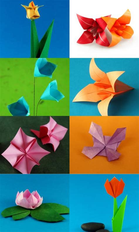 Best Origami Flower - origami flowers android apps on play