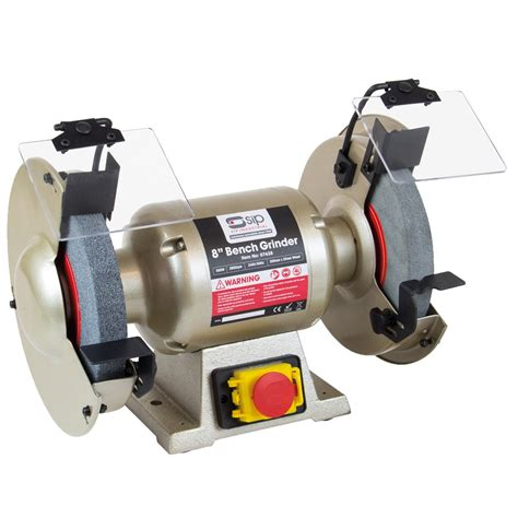 grinding bench sip 07628 8 quot professional bench grinder sip uk