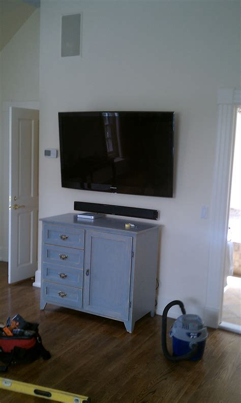 mounted tv in bedroom bethany ct mount tv above fireplace home theater
