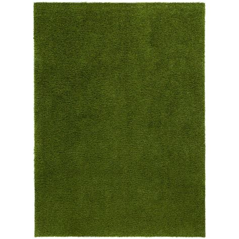 Grass Outdoor Rug Well Woven Arcadia 7 Ft 10 In X 9 Ft 10 In Artificial Grass Indoor Outdoor Turf Green Rug Ar