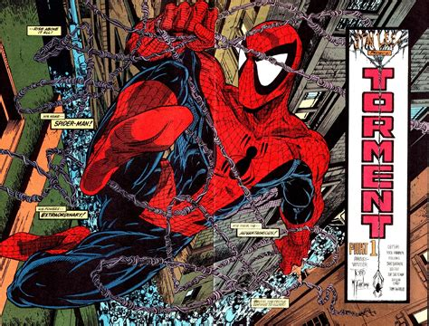 spider man by todd mcfarlane spider man by todd mcfarlane marvel