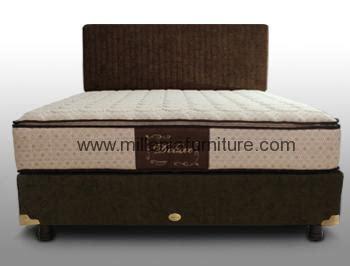 Bed Bigland Bekas jual bed trendy deluxe ukuran 160x200 murah