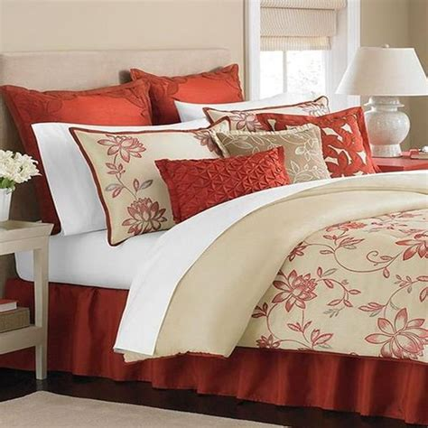 martha stewart bed in a bag martha stewart flowering lotus queen 9 piece comforter bed