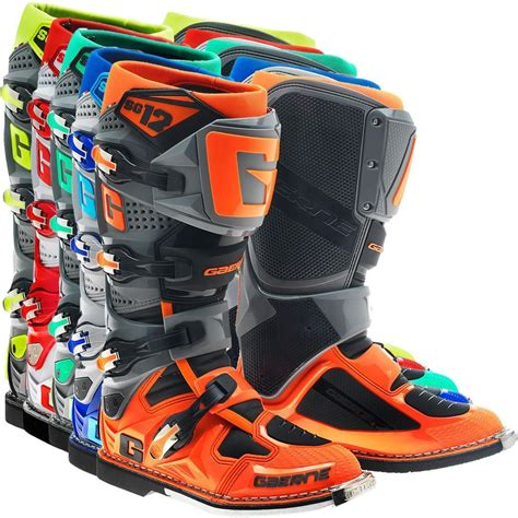 g motocross boots gaerne sg 12 motocross stiefel 2016 g 252 nstig kaufen fc moto