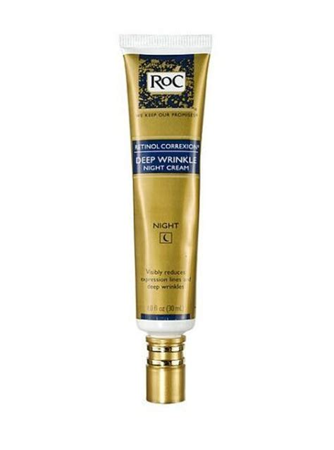 deep wrinkle night cream roc skincare roc retinol resolution sweepstakes a helicopter mom