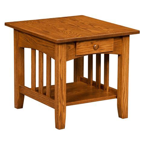 Pilgrim Furniture by Pilgrim End Table Amish End Tables Amish Furniture