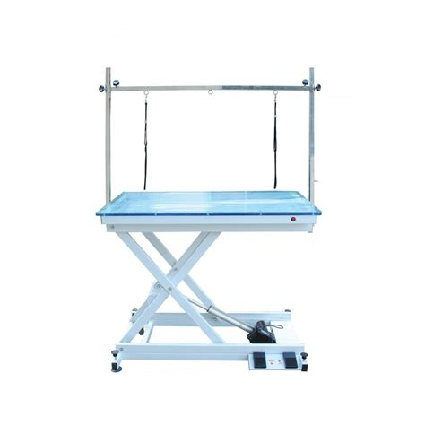 used electric grooming table crysta electric light table for pet grooming buy today