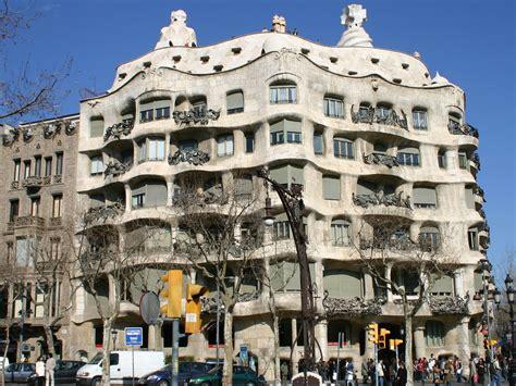 casa mila barcelona file spain barcelona casa mila jpg