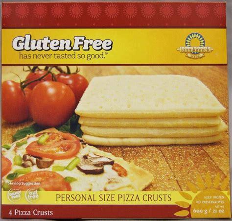 Glutenaway kinnikinnick gluten free pizza crust review