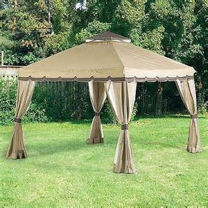 10x10 Canopy For Tulip Gazebo by Sears Whole Home Pop Up 10 X 10 Gazebo Replacement