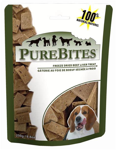 liver treats for dogs purebites beef liver freeze dried treats 16 6 ounces naturalpetwarehouse