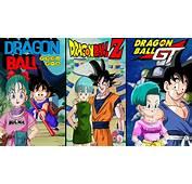 DBDBZDBGT Bulma And Goku By Mrcharizard1992 On DeviantArt