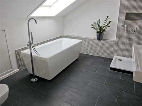 Badezimmer Platten Kaufen by Fliesen Schwarzer Schiefer Badezimmer Badezimmer