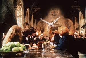 the great harry potter 191 school watford new pupils their assembly in hogwarts great daily