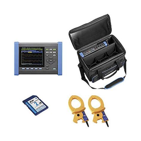Murah Power Quality Tester hioki pq3100 91 power quality analyzer 3 phase 4 wire with two 600a sensors and accessories