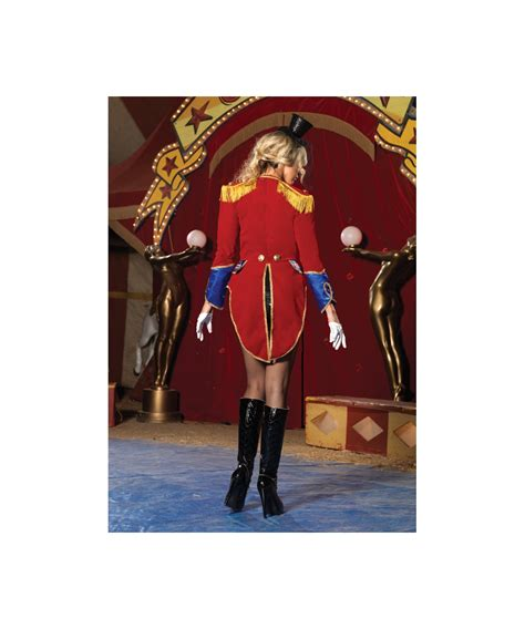 adult ring master costume adult costumes