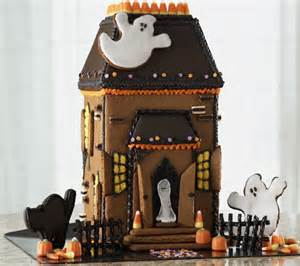 Gingerbread Haunted House Template by Haunted Gingerbread Mansion