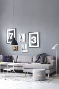 wohnzimmer graue wand muuto unfold pendant l grey is the new black grey walls grey and trays