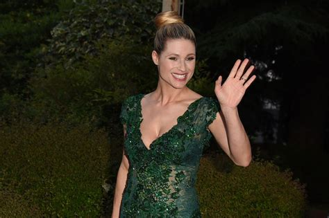 Michele Overall De hunziker 2015 television direction awards in rome