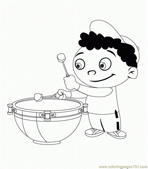 big jet coloring pages little einsteins coloring pages