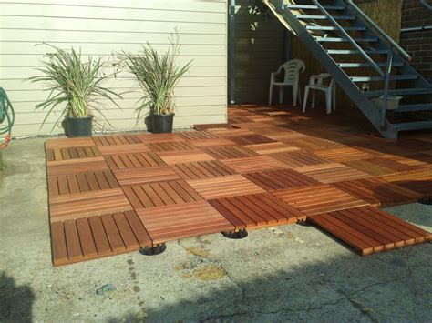 Sleeper Decking by Gallery Northern Rivers Recycled Timber