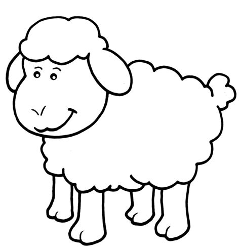 cute lamb coloring pages cute small sheep coloring page cute sheep coloring pages