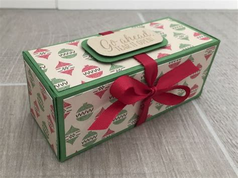 really useful large gift box using warmth and cheer dsp