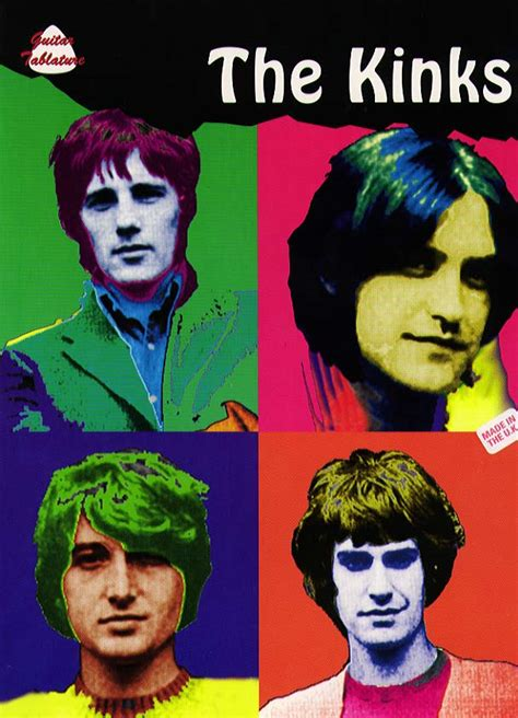 picture book the kinks the kinks