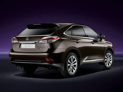 lexus suvs rx 2015 lexus rx 350 price photos reviews features