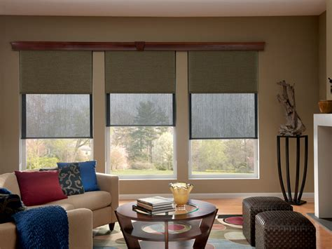 Solar Shades For Windows Southern California Solar Shades Dual Shade Window Covering